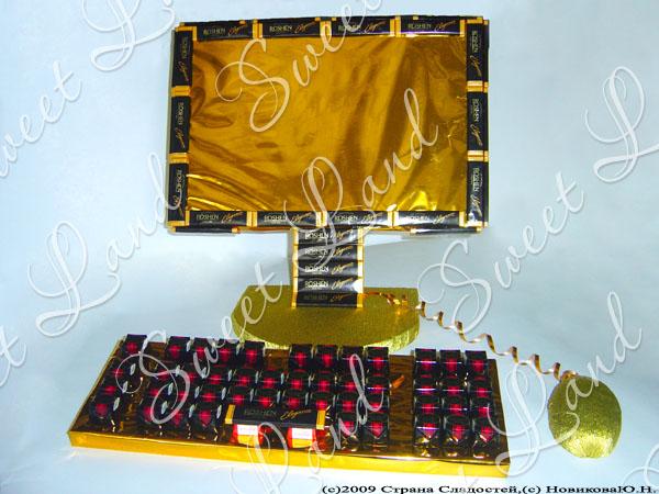 Букеты из конфет :: Sweetland