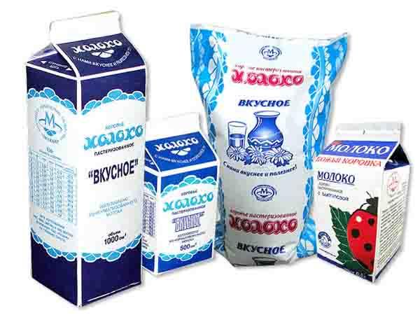 Молоко, сметана, сливки, творог, сыры
