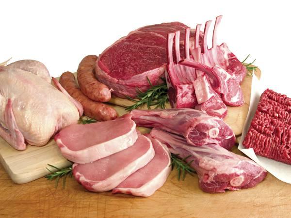 Мясо, говядина, свинина