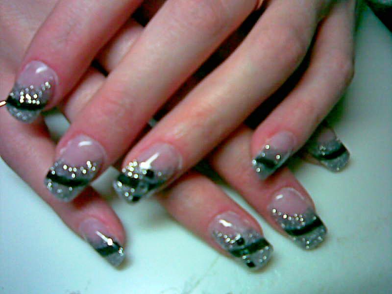 Термо дизайн на ногти