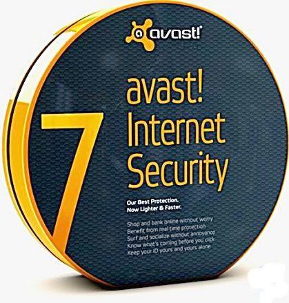 Лицензия на антивирус avast internet security 6, 7, avast pr