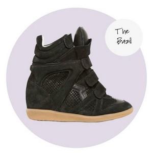 Модные кроссовки Isabel Marant для ярких девушек!