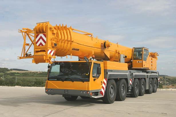 Аренда крана 300 тонн Новосибирск