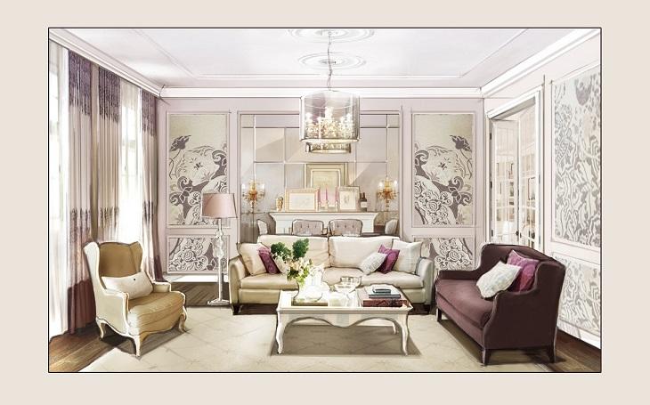 Дизайн студии москвы интерьера