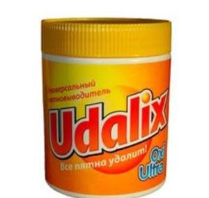 Пятновыводитель Порошок Udalix Oxi Ultra. Бесплатная доставка
