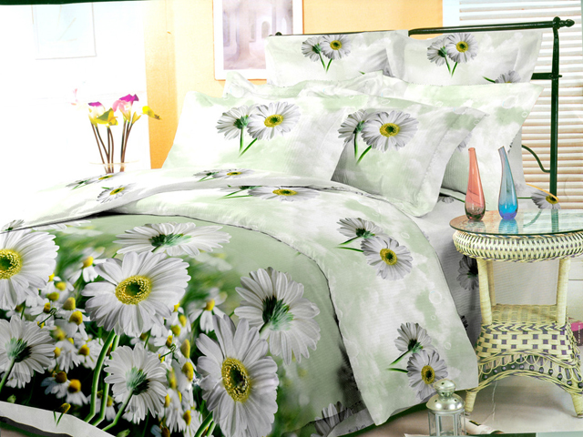 Постельное белье, подушки, полотенца