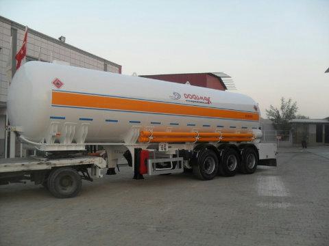 Продам полуприцепы газовозы, новые, пр-ва Турции.