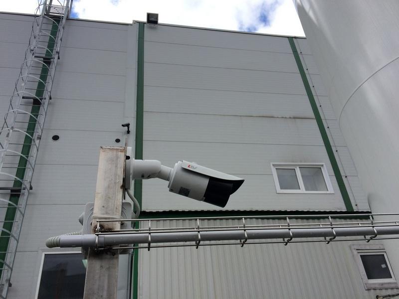 Системы охранного телевидения (видеонаблюдение)