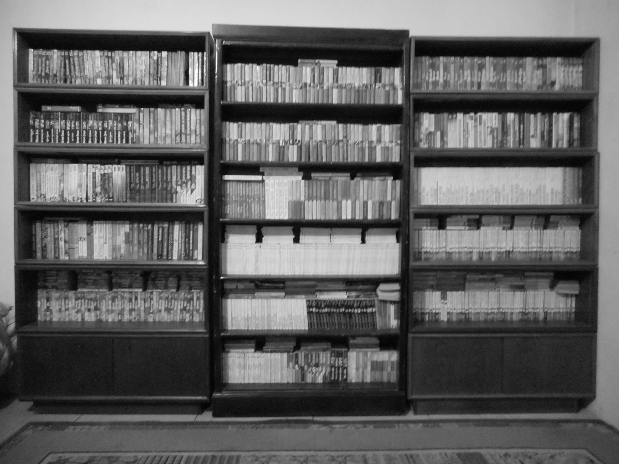 Библиотеки любовного романа и эротики