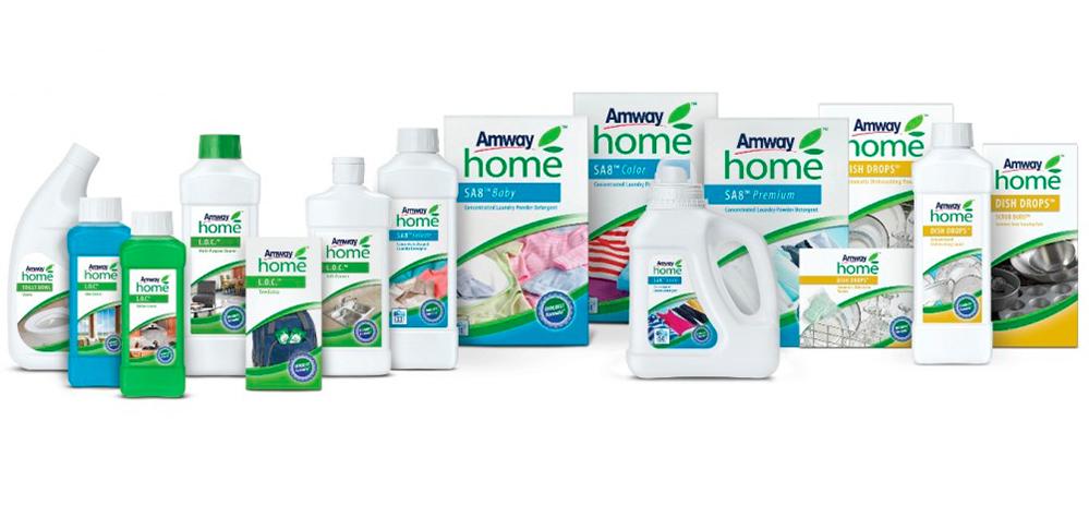 Продукция компании Amwey (Амвей)