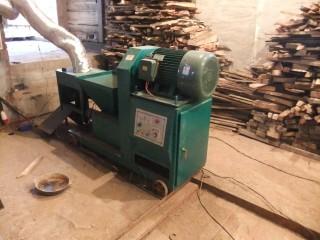Линия производства евро-дров, топливных брикетов Pini-Key