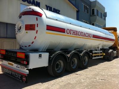 Газовая цистерна DOGAN YILDIZ 45 м3