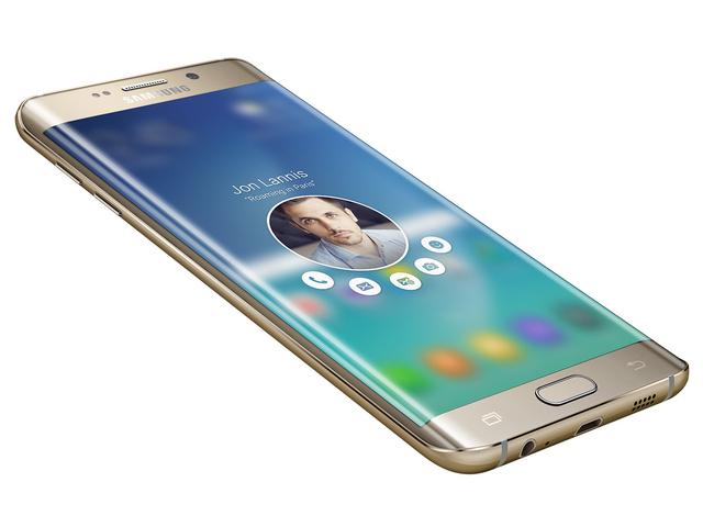 Original Samsung Galaxy S6 Mobile Phone
