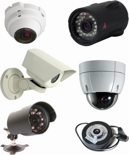 Поставка и монтаж систем видеонаблюдения по УР