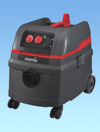 Пылесосы Starmix для работы с электроинструментом