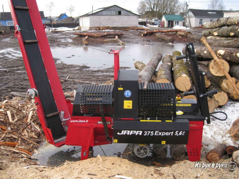 продам дровокол Japa -375