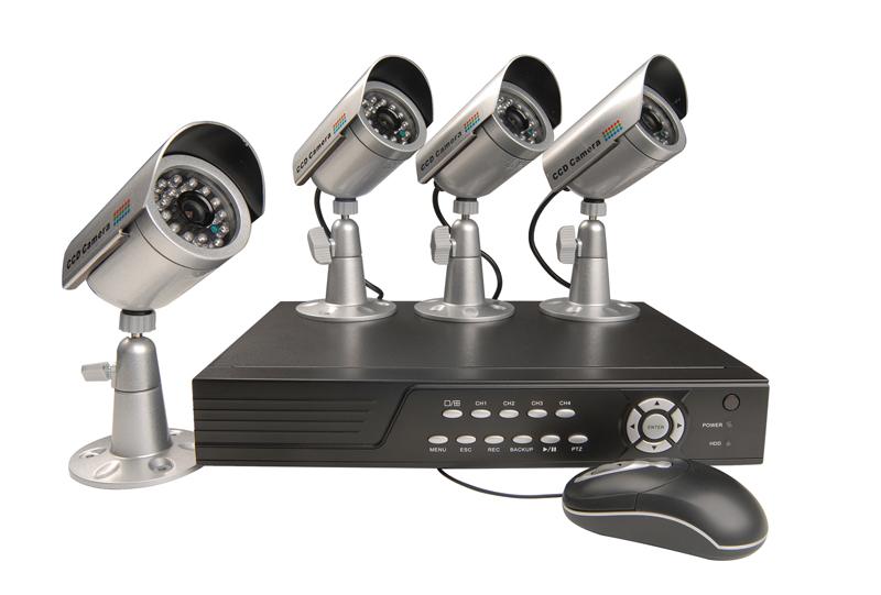 Видеонаблюдение под ключ в Рязани и области