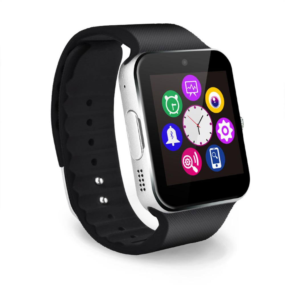Новые Bluetooth Смарт Часы GT08