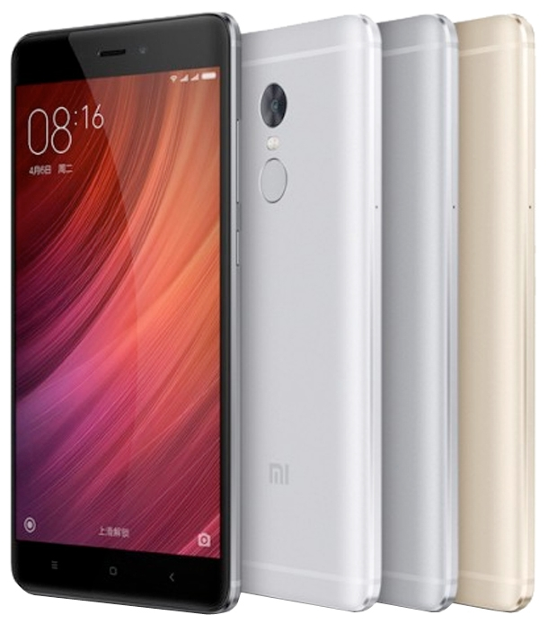 Xiaomi Redmi Note 4 Black,gold,grey 16Gb