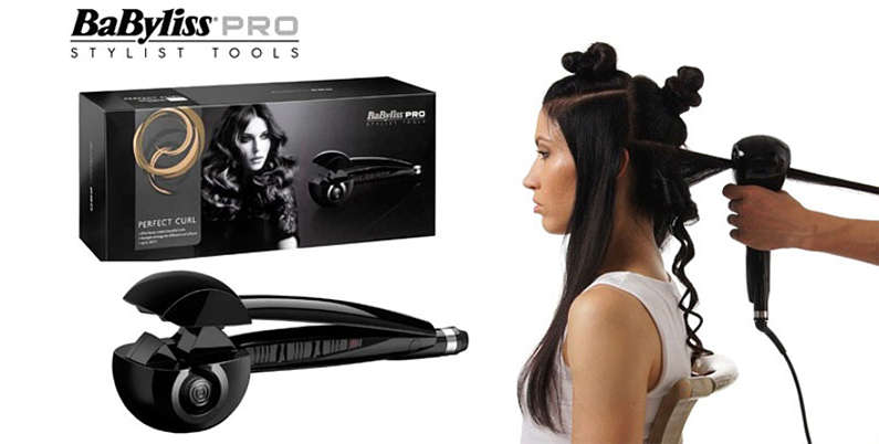 Сайлер Babyliss Pro Perfect Curl