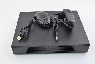 8ми канальный гибридный видеорегистратор аналог, AHD, IP