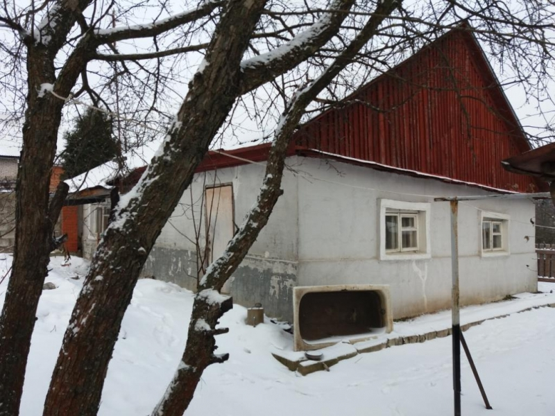 Дом 80 м. 12 соток Подольский окр. Симферопольское ш д. Жуково