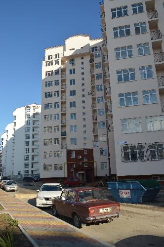 Квартира 54 кв.м. в новостройке за 3,45 млн.р. в Севастополе. Дом готов