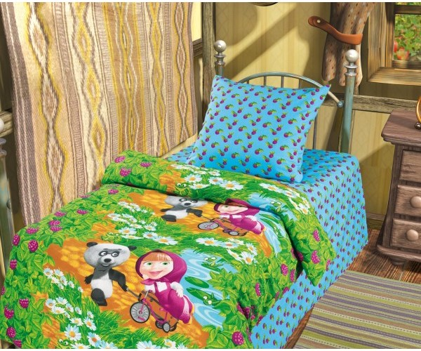 У нас постельное белье для Ваших деток