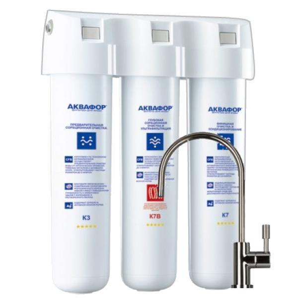 Выгодные цены на фильтры Аквафор