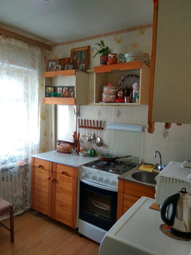 Двухкомнатная квартира г. Подольск ул.Свердлова д.47а