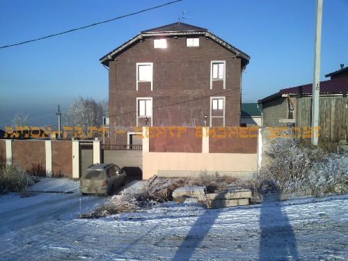 Продаю шикарный коттедж в центре г. Иркутска 400 кв. м. До Байкала 30 минут.