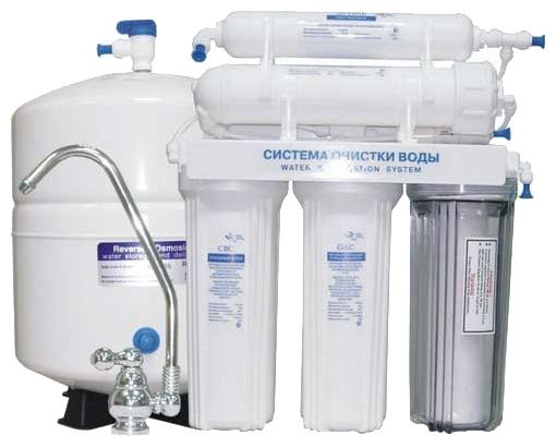 Водяной фильтр  легкий выбор системы очистки