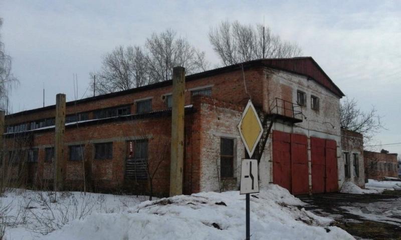 Продам здание, бывший рем сельхозтехника