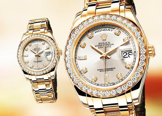 Женские часы Rolex Oyster Women