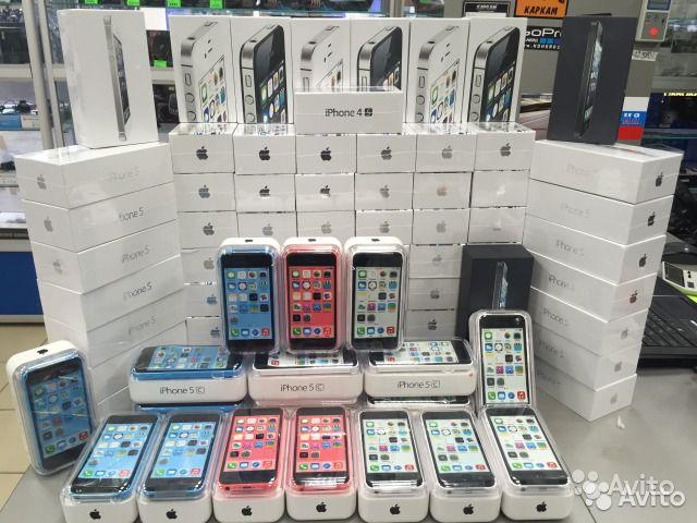 Новые iPhone 4s55c5s66s Гарантия. Магазин
