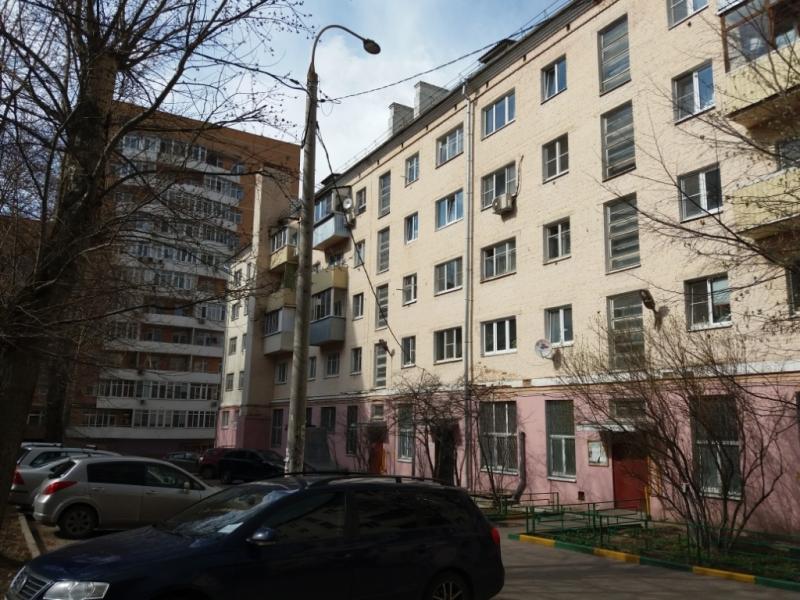 Двухкомнатная квартира г.Подольск ул. Карла Маркса д.348