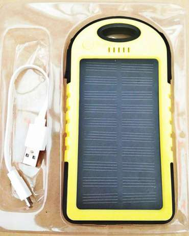 ПРЯМО СО СКЛАДА SOLAR POWER BANK 12000mah