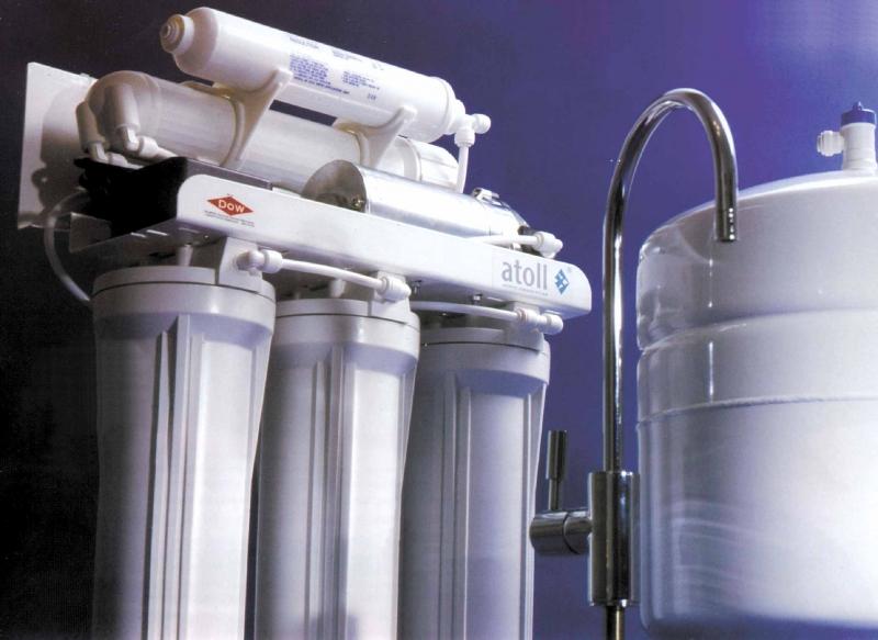 Фильтры на продажу от всех типов загрязнений воды