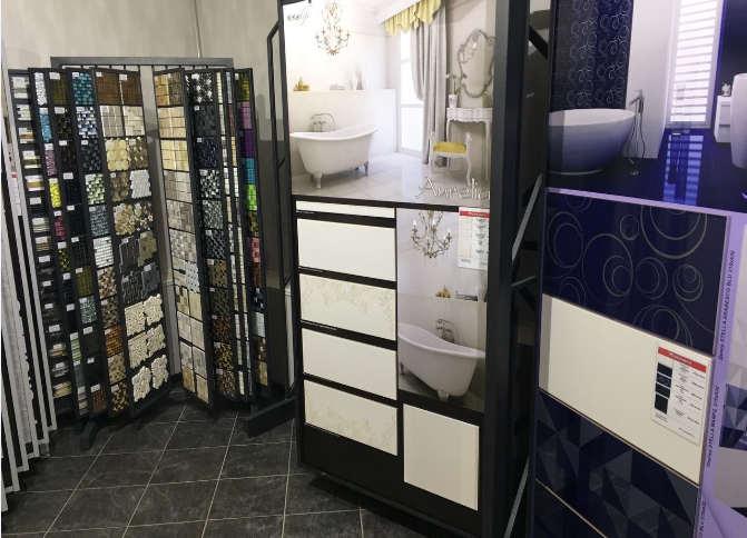 Магазин Майолика керамической плитки