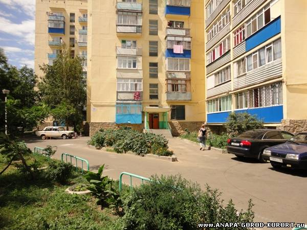 Частный сектор в Анапе. 2х-комнатная квартира