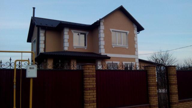 Новый дом 2016 года постройки