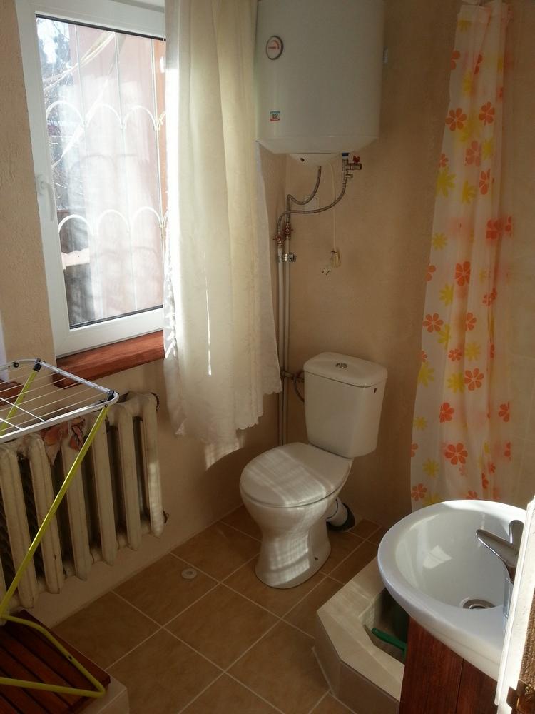Дом под Киевом с удобствами. Хозяин