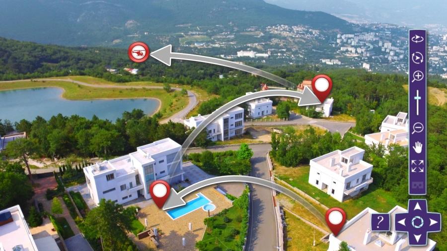 Сделаем аэросъемку и 3d тур по отелю, пансионату в Крыму