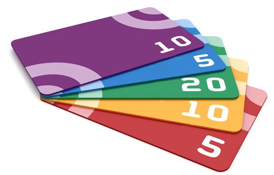 Печать пластиковых карт от 3,99 руб за шт