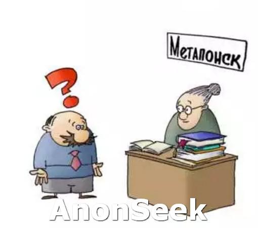 поисковая система AnonSeek