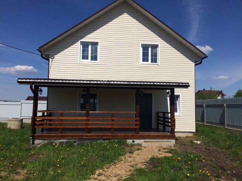 Продам 2-х этажный дом 160 кв.м. в г.Дмитров мкр.Татищево 58 км от МКАД