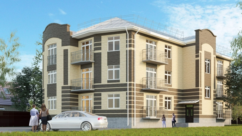 Строй-Актив квартиры в новостройках Кострома