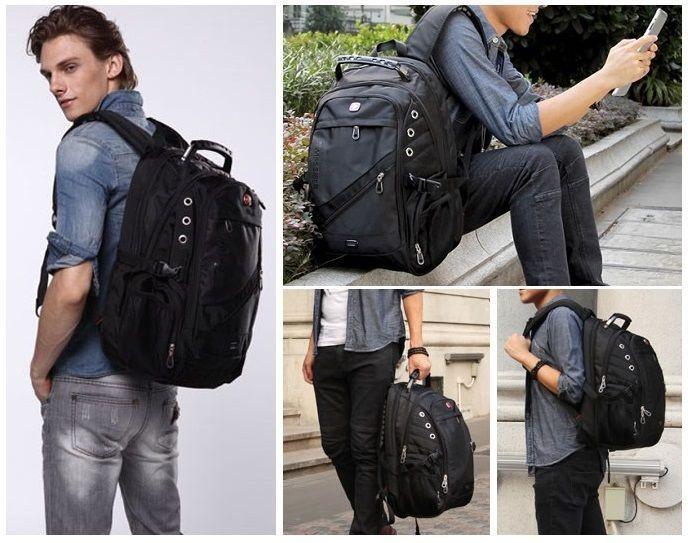 Швейцарские рюкзаки Swissgear