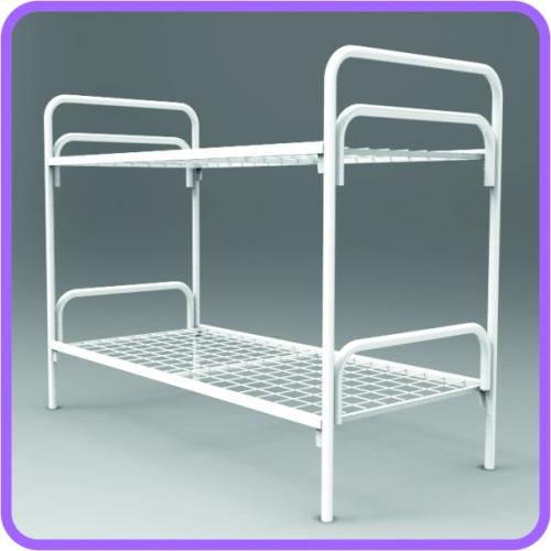 Кровати оптом, кровати для турбаз, кровати для вагончиков