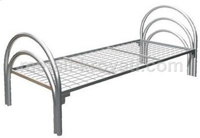 железные кровати, металлические кровати, железные кровати ГОСТ